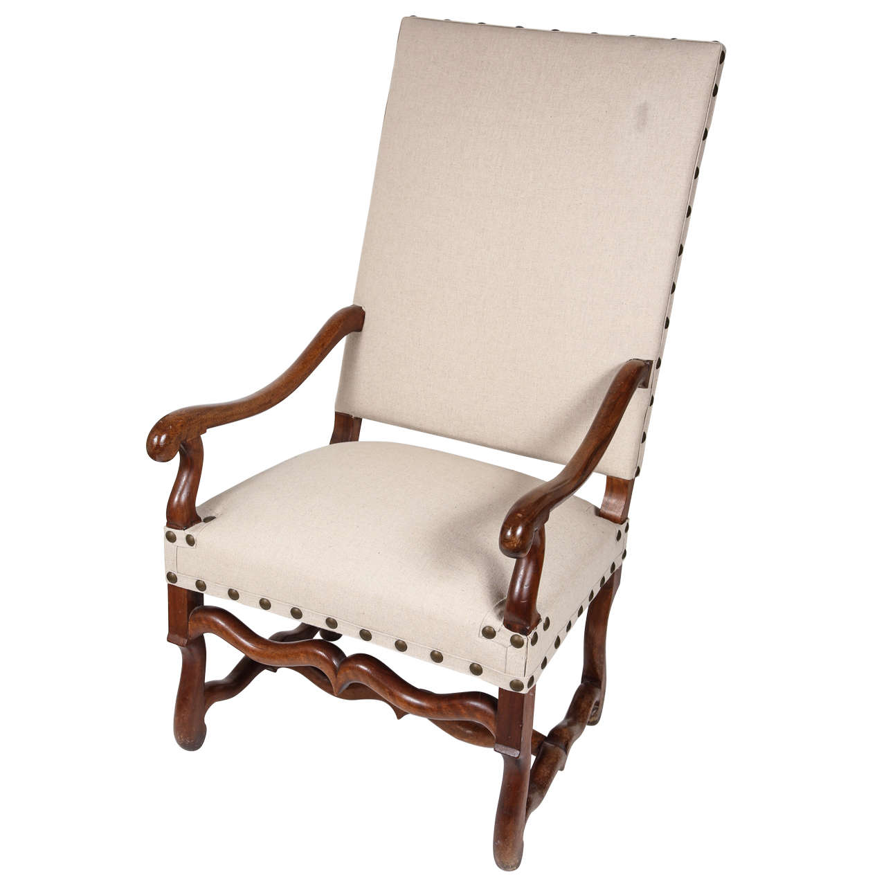 Early 20th Century Fauteuil Chair At 1stdibs