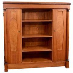 Karl Johan Mahogany Bookcase
