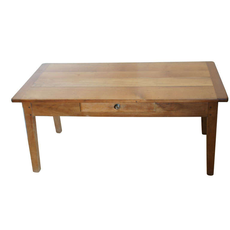 French Provincial Coffee Table Set: X.jpg