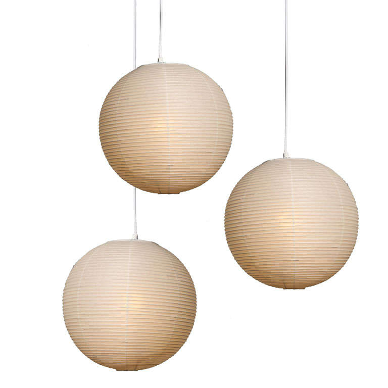 isamu noguchi akari lamps at 1stdibs. Black Bedroom Furniture Sets. Home Design Ideas