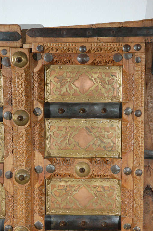 Moorish Style Double Door Or Window At 1stdibs