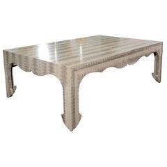 Custom Python Cocktail Table