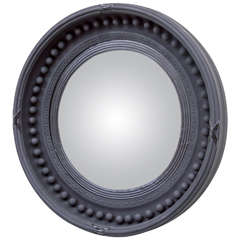 English Regency Bull's-Eye Mirror