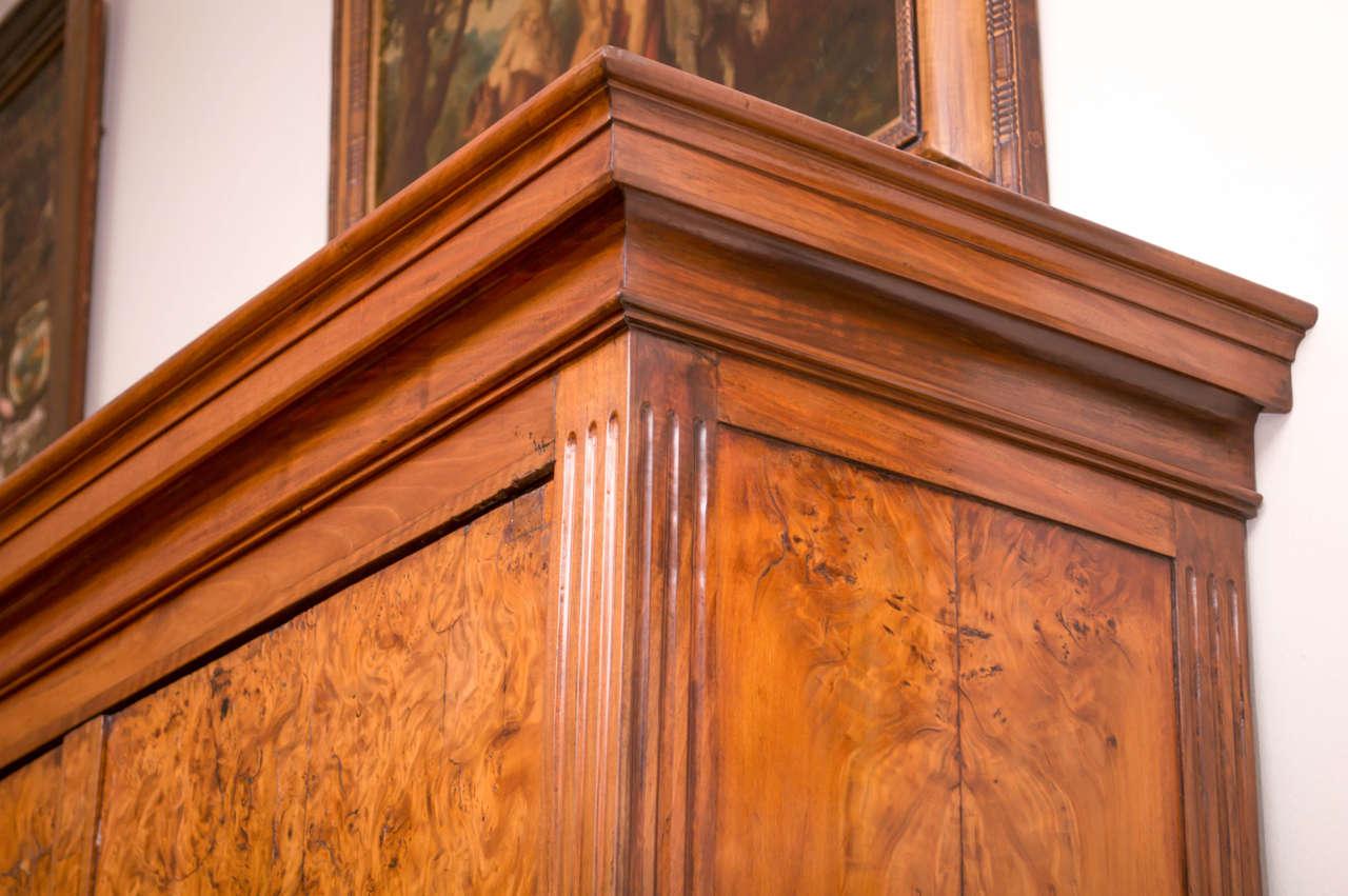 19th Century German Biedermeier Cabinet For Sale 1