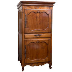 18th Century French Cherrywood Bonnetiere