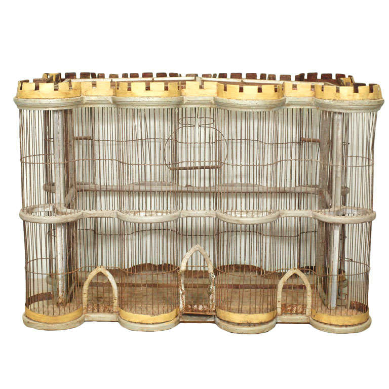 Chateau Bird Cage