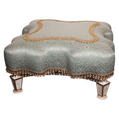 French Empire Style Ottoman