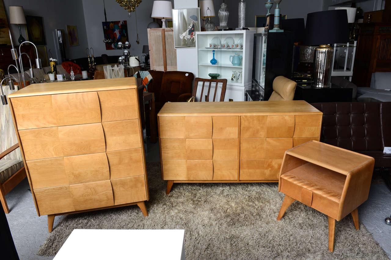 heywood wakefield bedroom set at 1stdibs