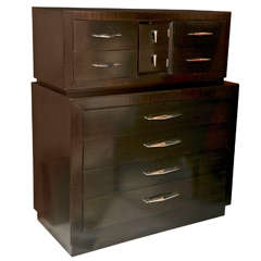 Ebonized Chest