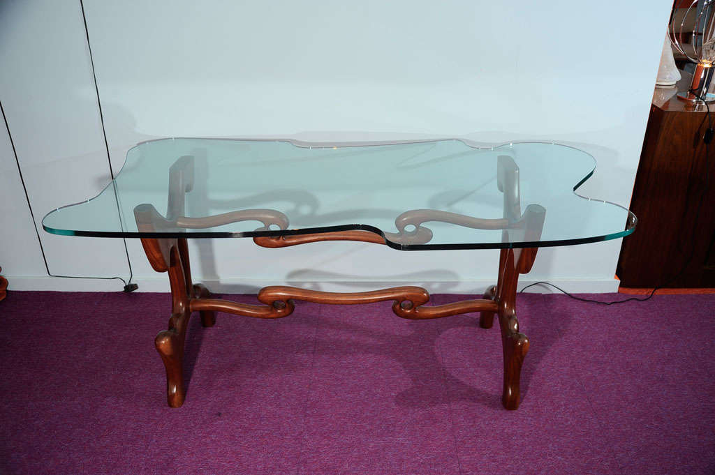 Sculptural Console Writing Table at 1stdibs : IMG8563 from www.1stdibs.com size 1024 x 681 jpeg 62kB