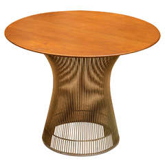 Warren Platner Side Table