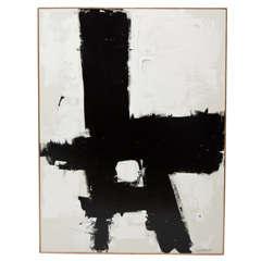 """Perfectly Unbalanced"" Original Painting by Argentine Artist Karina Gentinetta"