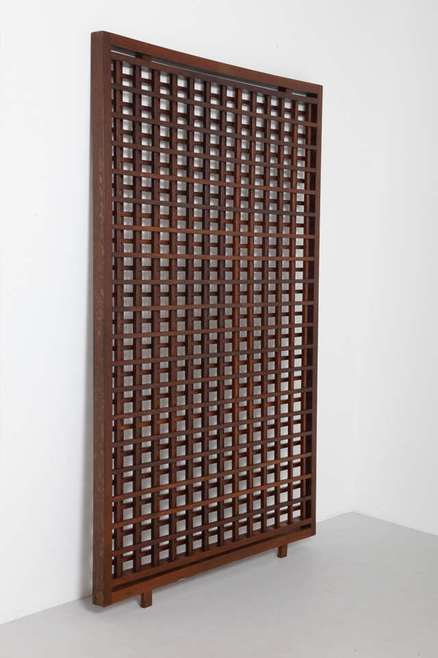 This room divider is a unique piece, especially made on request.