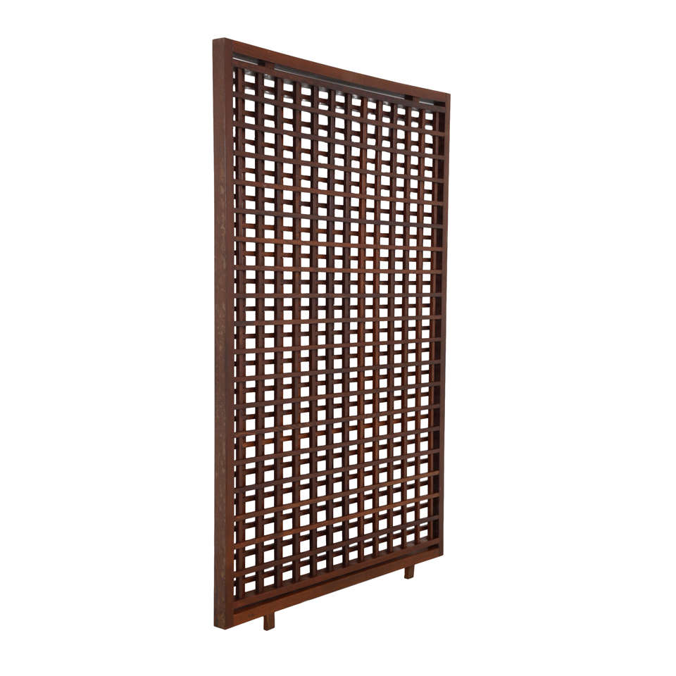 Wenge Danish Room Divider