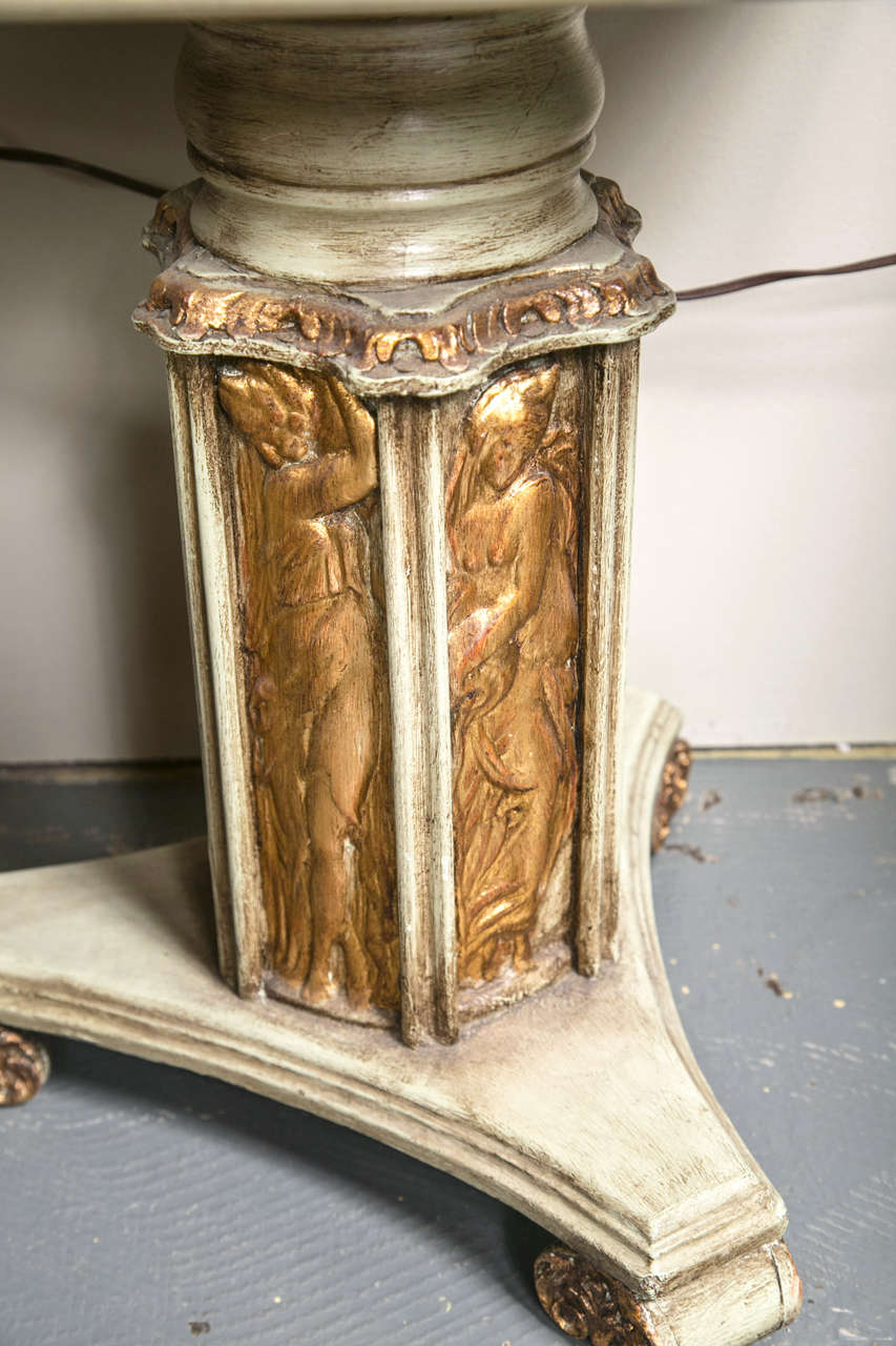 French Louis Xvi Style Vanity And Stool By Jansen At 1stdibs