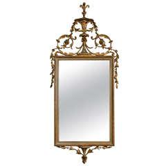 French Louis XIV Style Mirror