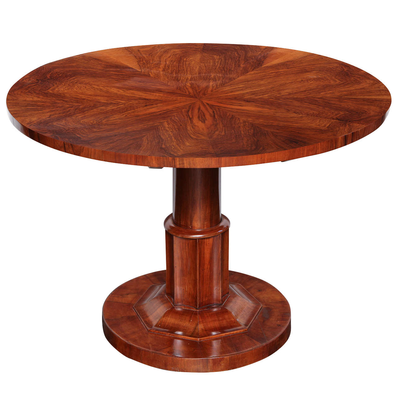 19th Century Viennese Centre Pedestal Table at 1stdibs : X from 1stdibs.com size 1280 x 1280 jpeg 111kB