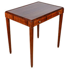 20th Century Rosewood Writing Desk DIM