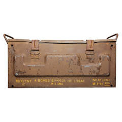 Store Your Explosive Documents In This Box
