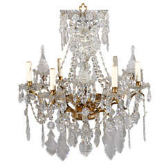 Antique Chandelier. French Chandelier