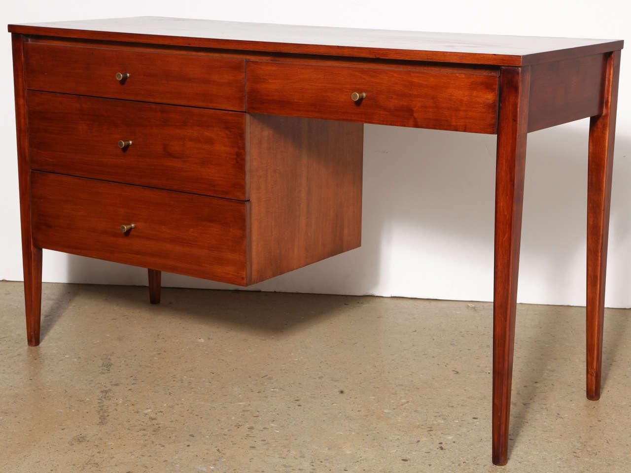 1950u0027s paul mccobb planner group for winchendon four drawer desk 2