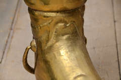 Brass Boot Umbrella Stand image 8