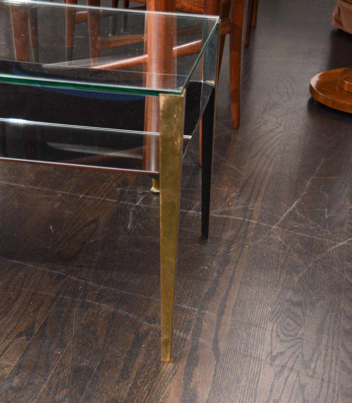 Mid-Century Modern Gio Ponti Coffee Table for Fontana Arte For Sale