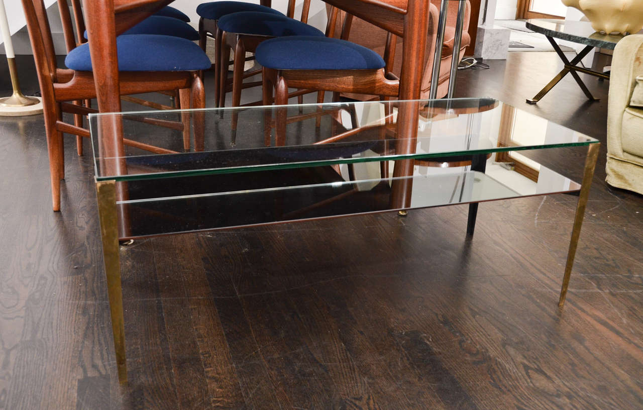 Gio Ponti Coffee Table for Fontana Arte In Good Condition For Sale In Sag Harbor, NY