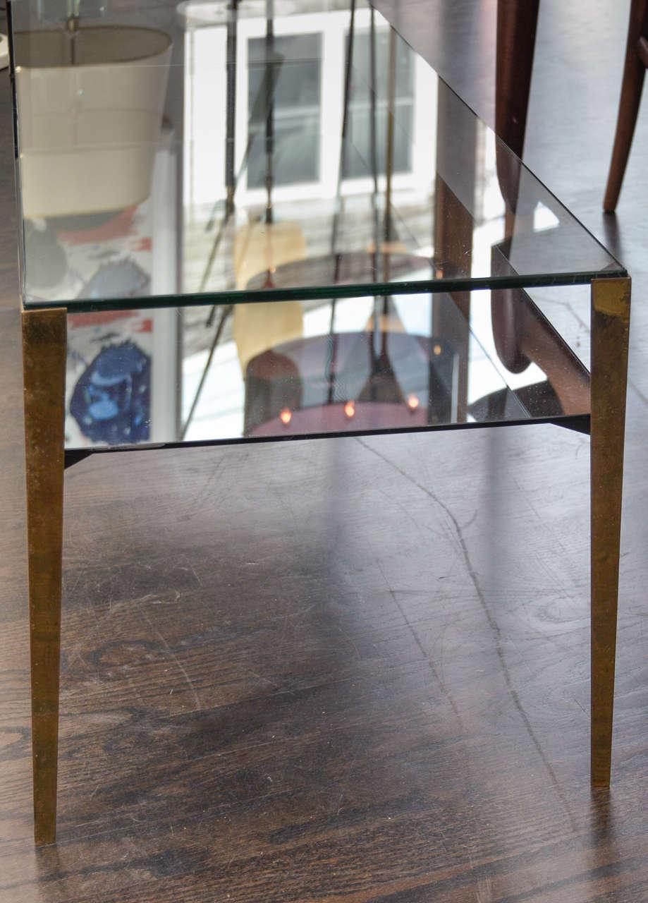 Mid-20th Century Gio Ponti Coffee Table for Fontana Arte For Sale