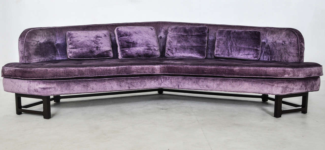 Dunbar Wide Angle Sofa by Edward Wormley 3