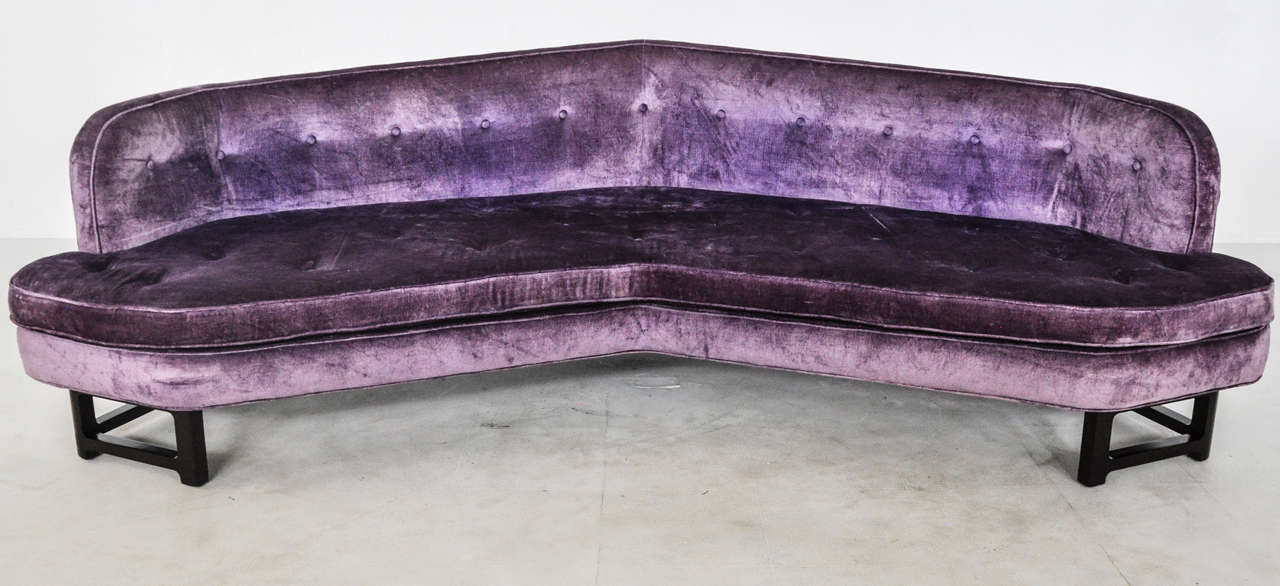 Dunbar Wide Angle Sofa by Edward Wormley 8