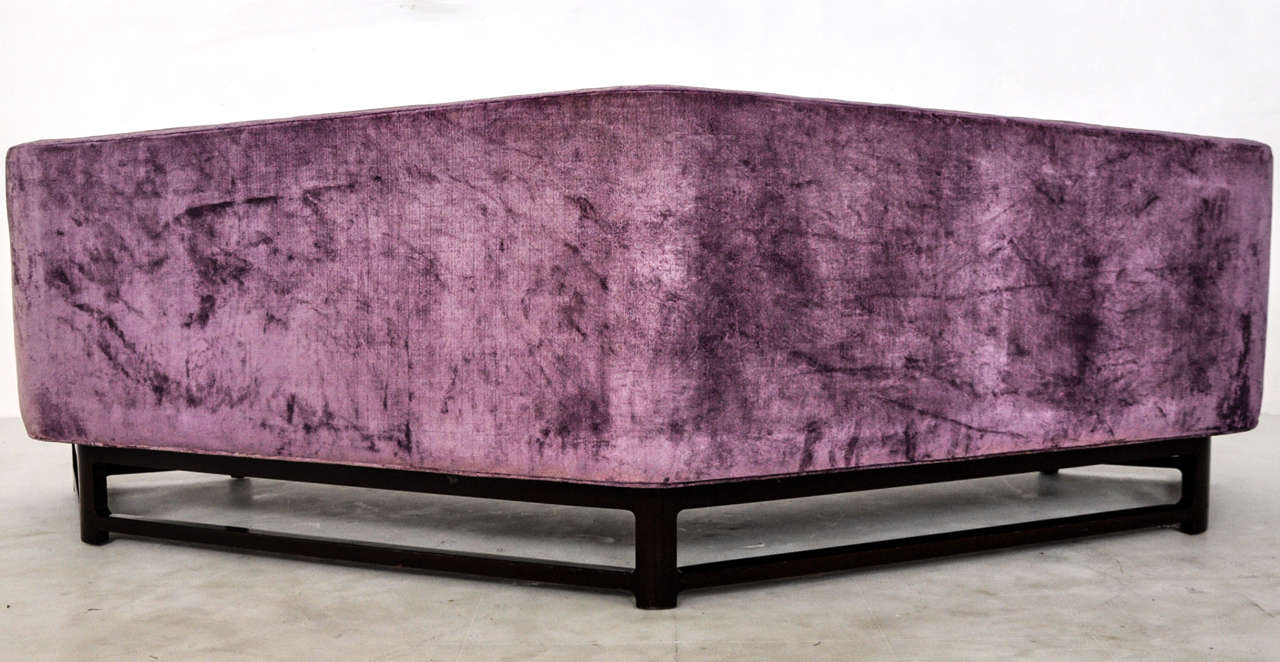 Dunbar Wide Angle Sofa by Edward Wormley 9