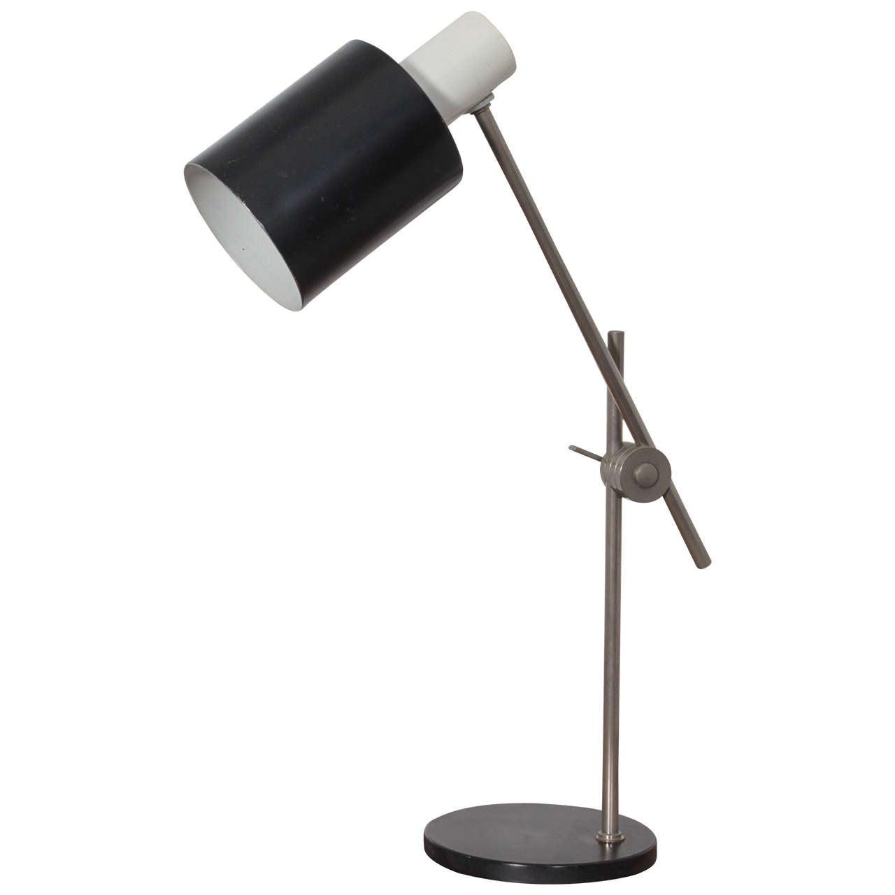 Minimalist Desk Lamp By Hala Zeist Holland For