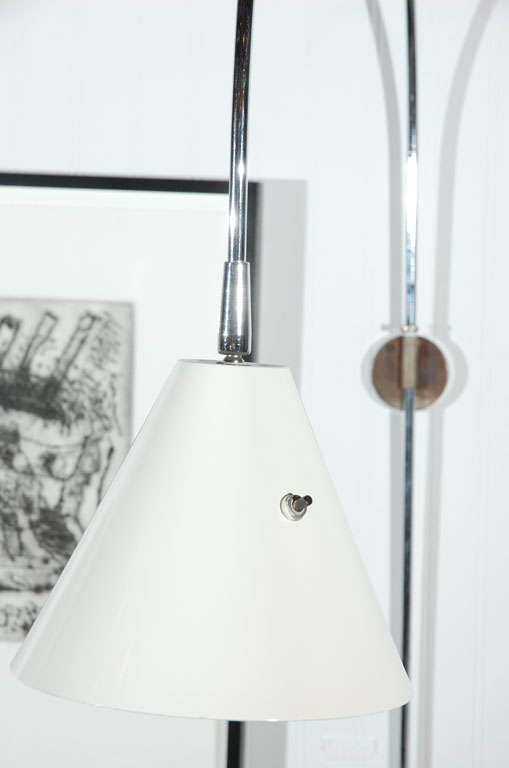 Wall Mount Articulating Lamp : Italian Articulated Wall Mount Lamp at 1stdibs