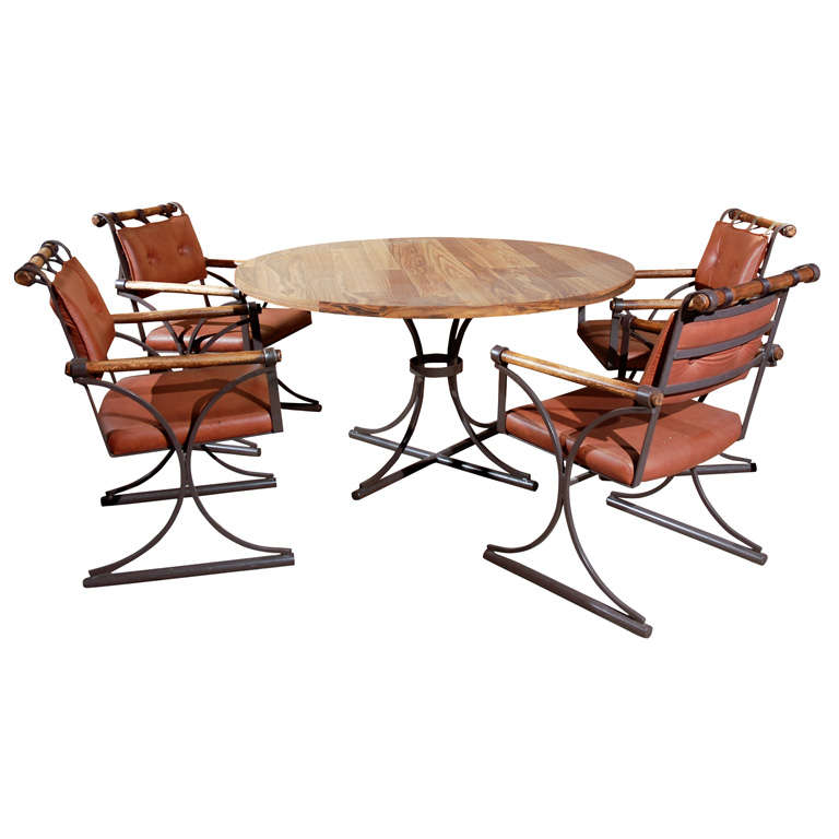 Five-Piece Dining Set by Cleo Baldon