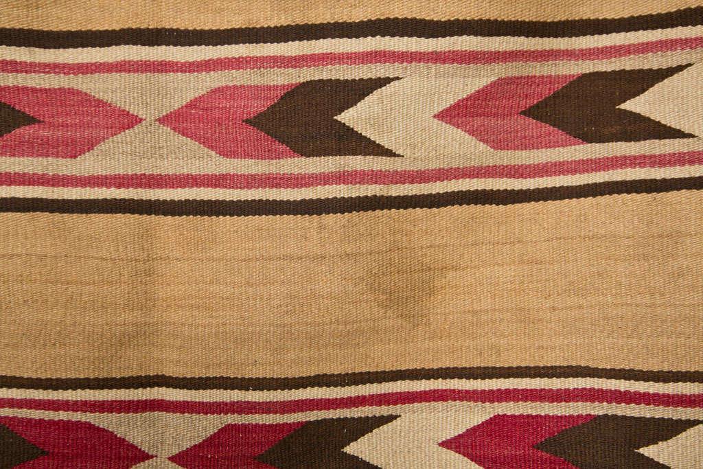 Antique Navajo Blanket Rug At 1stdibs