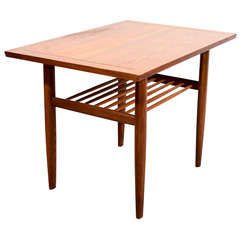 Mid Century Side Table by George Nakashima for Widdicomb
