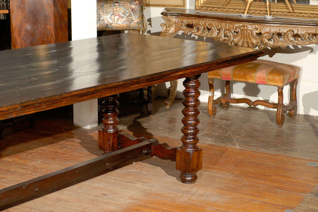 large dining table sold at 1stdibs