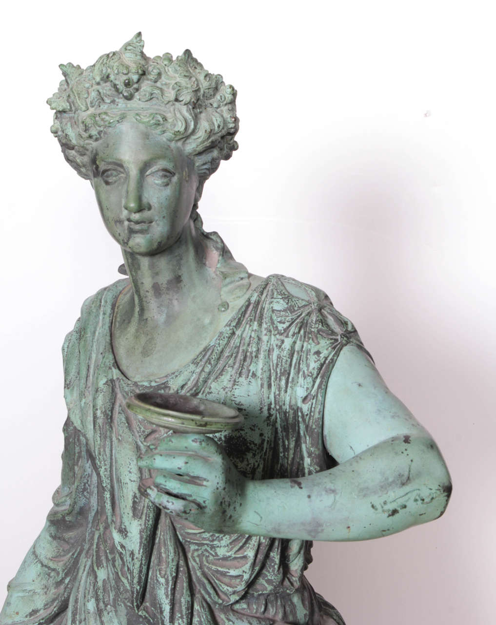 French Four Bronze Figures Representing the Seasons For Sale