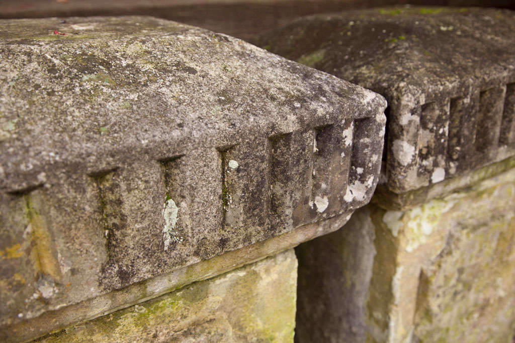 Carved Stone Columns For Sale 4