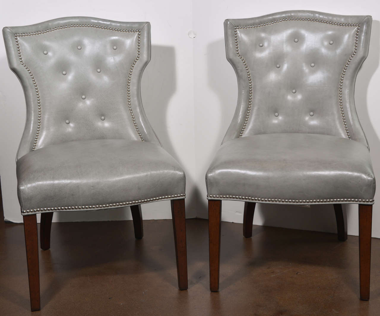 Cool Wesley Hall Leather Chair At 1Stdibs Uwap Interior Chair Design Uwaporg