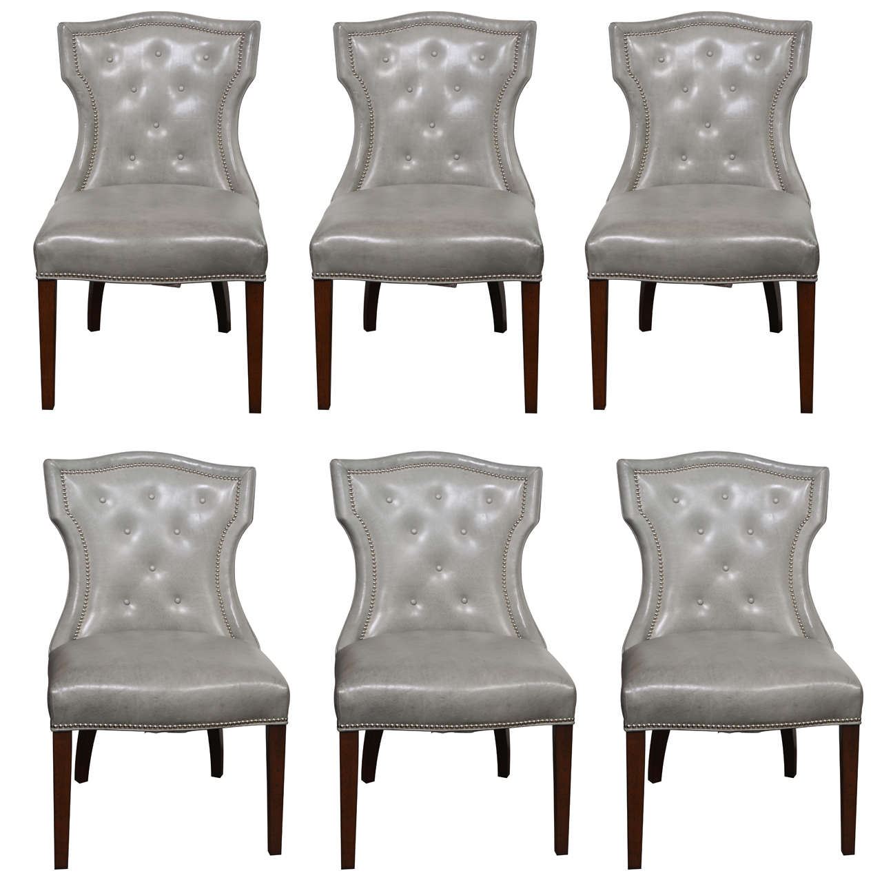 Awesome Wesley Hall Leather Chair At 1Stdibs Uwap Interior Chair Design Uwaporg