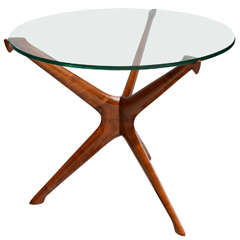 A Rare Ico Parisi Table, Italy, 1956