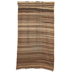 Anti Atlas Berber Flat-Weave