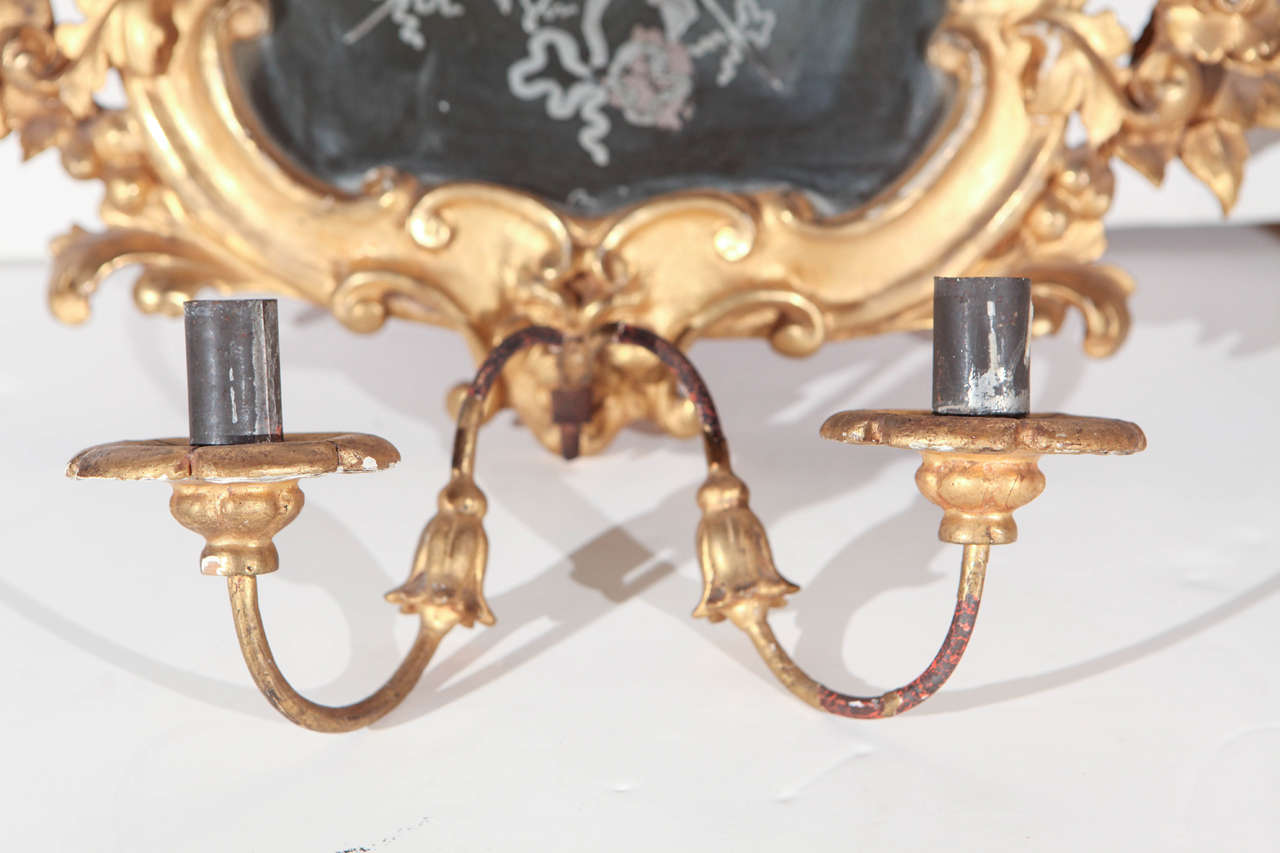 19th Century, French Wall Sconces For Sale 2