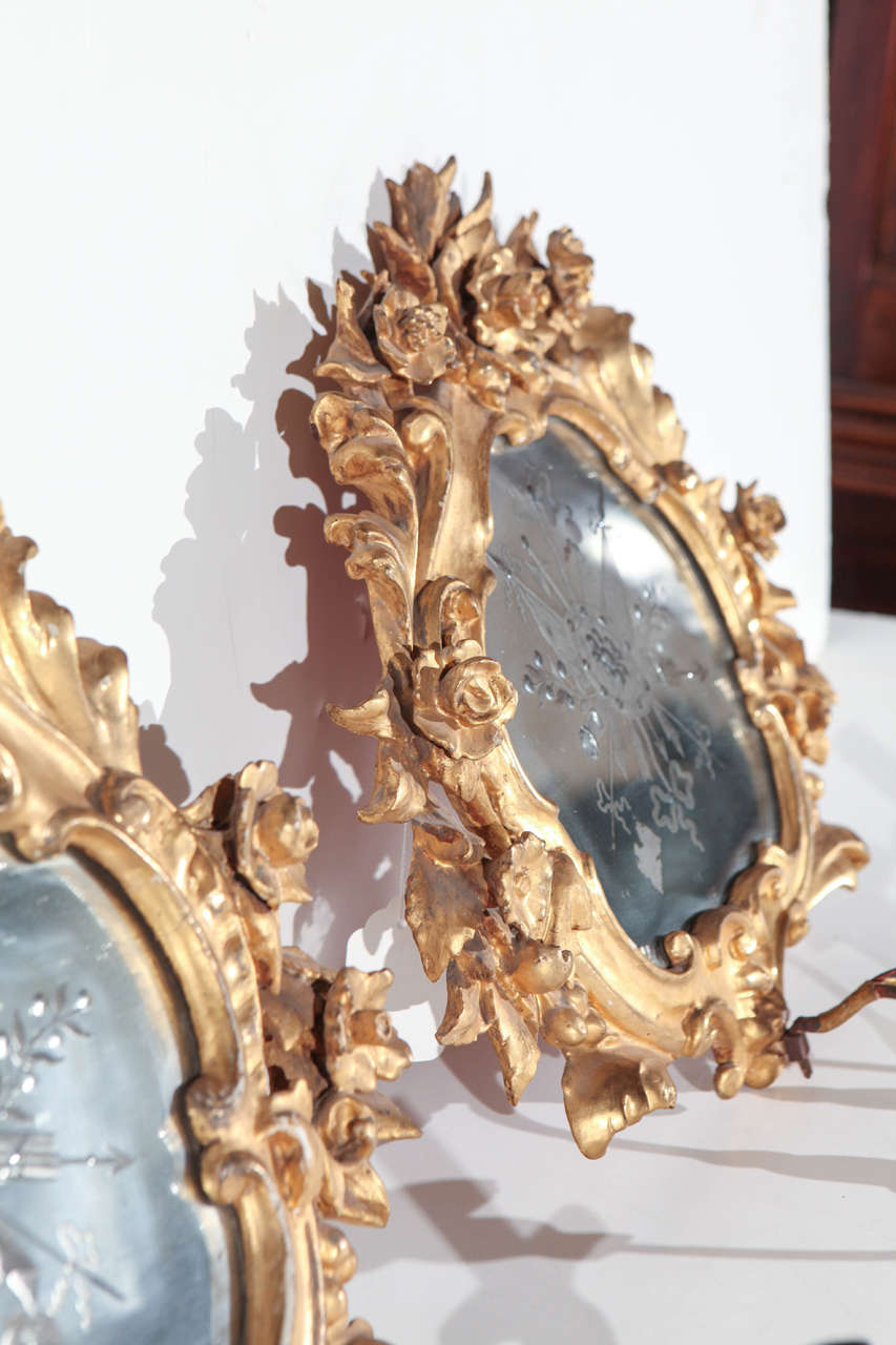 19th Century, French Wall Sconces For Sale 5