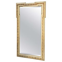 Fine Neoclassical Giltwood Mirror