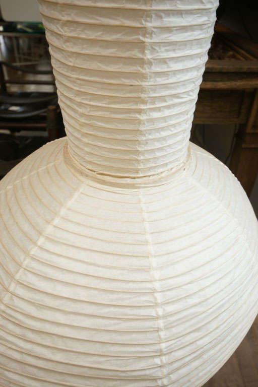 Noguchi paper lantern at 1stdibs for Noguchi paper floor lamp