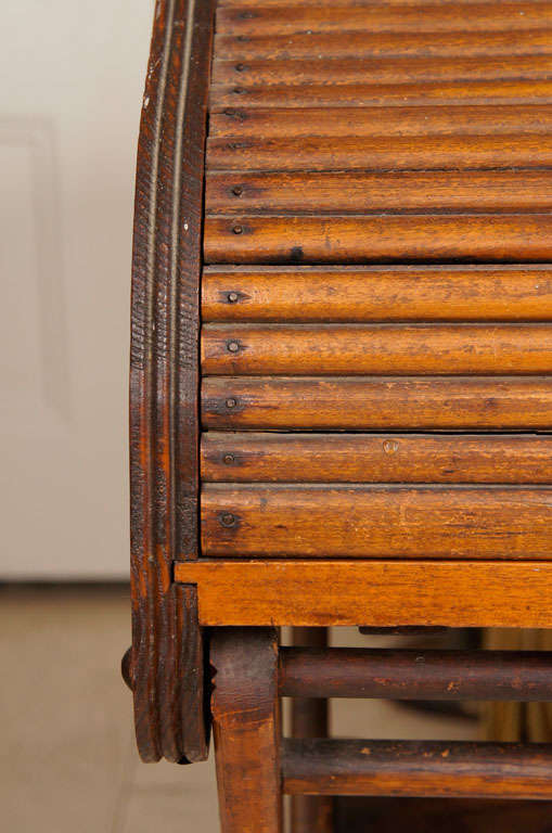 Victorian Child S Roll Top Desk For Sale At 1stdibs
