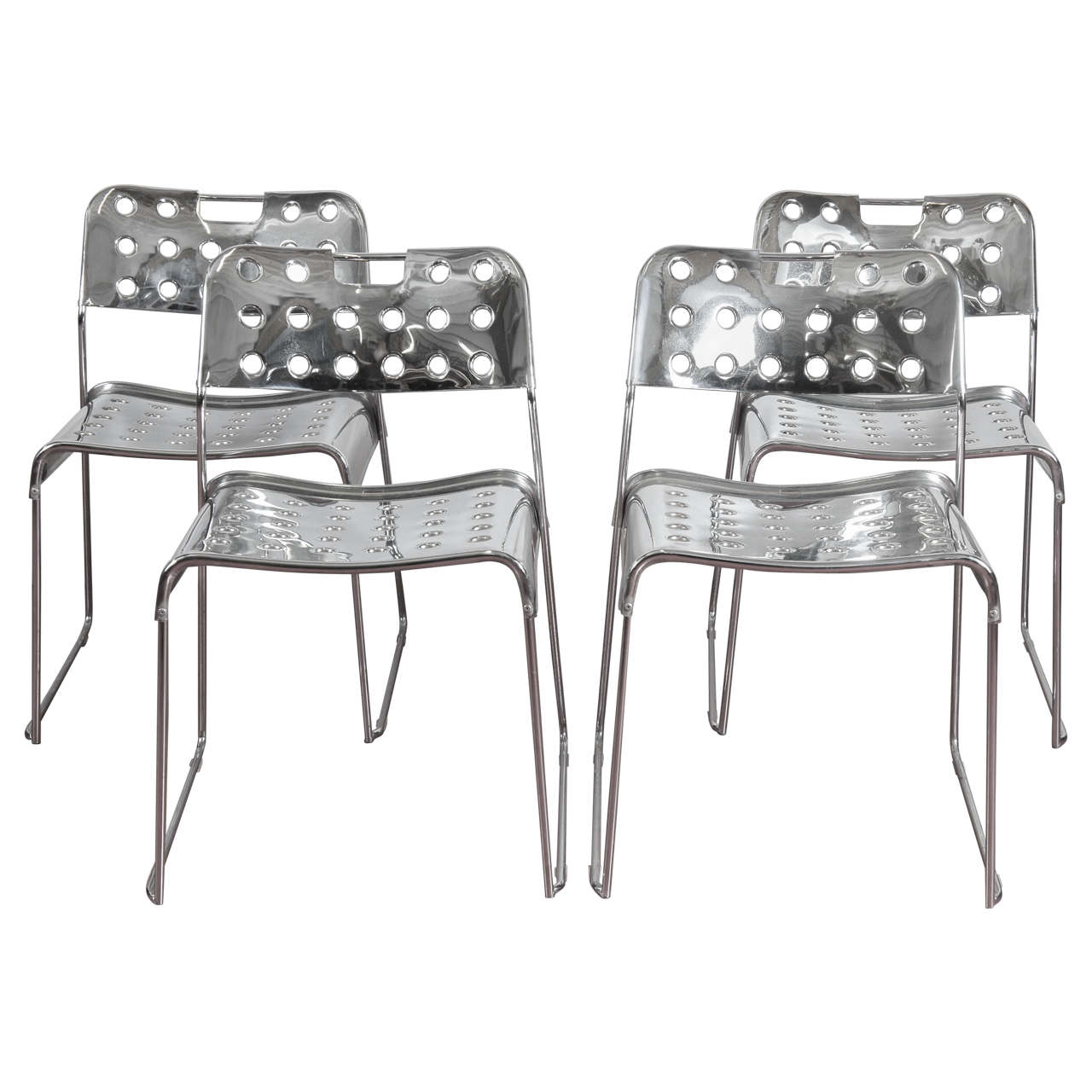 Rodney Kinsman Omkstak Chairs For Sale